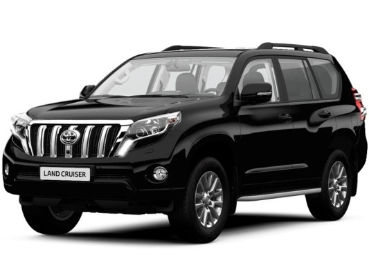 Toyota Land Cruiser Prado 150 Рестайлинг